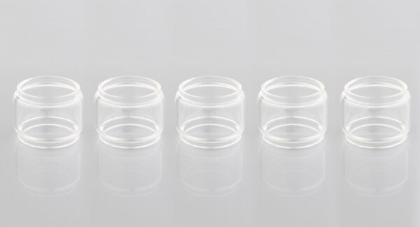 Authentic Clrane Replacement Glass Tank for Vandy Vape Kensei 24 RTA (5-Pack)