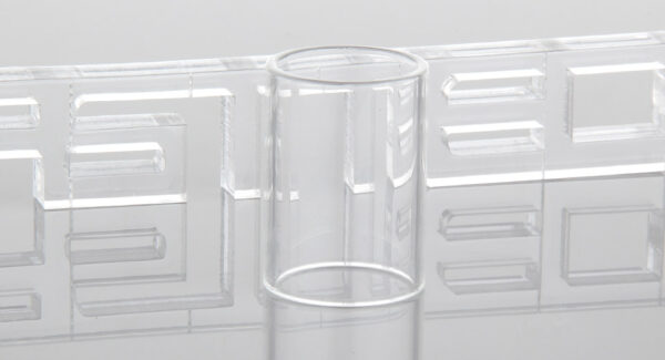 Authentic EHPRO Bachelor Replacement Glass Tank