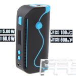 Authentic Encom Voidray 60W TC VV VW APV Box Mod