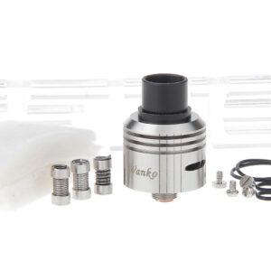 Authentic Focusecig Wanko RDA Rebuildable Dripping Atomizer