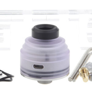 Authentic GAS Mods G.R.1 GR1 RDA Rebuildable Dripping Atomizer