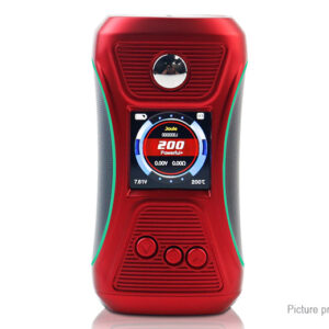 Authentic GTRS VBOY 200W TC VW APV Box Mod
