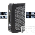 Authentic HCigar VT167 167W TC VW APV Box Mod