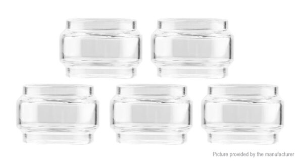 Authentic Hellbeast Replacement Glass Tank (5-Pack)