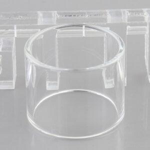 Authentic Hellvape Dead Rabbit Replacement Glass Tank