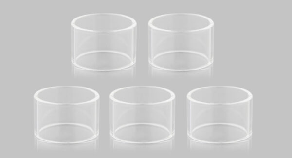 Authentic Hellvape Hellbeast Replacement Glass Tank (5-Pack)