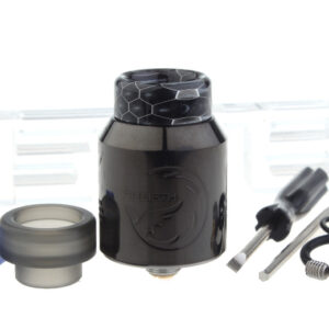 Authentic Hellvape Rebirth RDA Rebuildable Dripping Atomizer