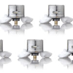 Authentic IJOY Combo RDTA Atomizer Replacement IMC-Coil (5-Pack)