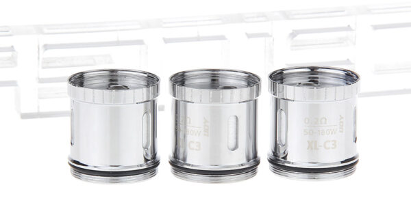Authentic IJOY EXO XL Tank Replacement XL-C3 Coil Head (3-Pack)