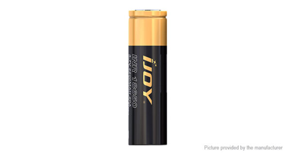 Authentic IJOY INR 18650 3.7V 2200mAh Rechargeable Li-ion Battery