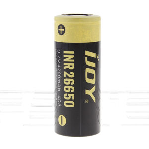 Authentic IJOY INR 26650 3.7V 4200mAh Rechargeable Li-ion Battery