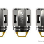 Authentic IJOY Mystique Replacement MQ2 Coil Head (3-Pack)