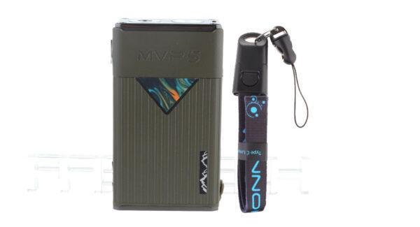 Authentic Innokin MVP5 120W 5200mAh TC VW APV Box Mod