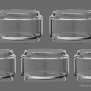 Authentic Jackaroo Replacement Glass Tank (5-Pack)