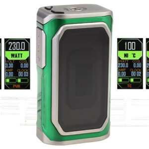 Authentic Joyetech ESPION Infinite 230W TC VW APV Box Mod