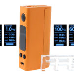 Authentic Joyetech eVic VTwo Mini 75W TC VW APV Box Mod