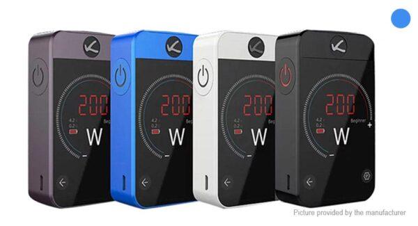 Authentic KangerTech Pollex 200W 3500mAh TC VW APV Box Mod (Blue)