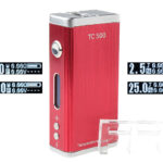 Authentic Kangside KSD TC500 50W TC VW Variable Wattage APV Box Mod