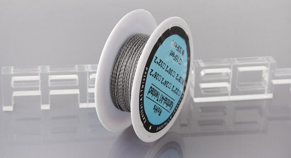 Authentic Kanthal A1 Twisted Heating Wire for Rebuildable Atomizers