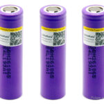Authentic LiitoKala 18650 3.6V 2600mAh Rechargeable Li-ion Battery (3-Pack)