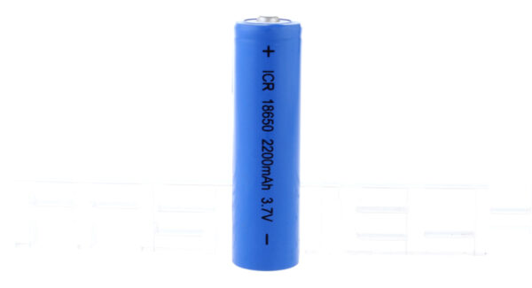 Authentic LiitoKala 18650 3.7V ''2500mAh'' Rechargeable Li-ion Battery