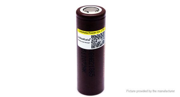 Authentic LiitoKala HG2 18650 3.7V 3000mAh Rechargeable Battery