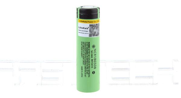 Authentic LiitoKala NCR18650B 18650 3.7V 3400mAh Li-ion Battery
