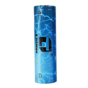 Authentic Listman IMR 20700 3.7V 3400mAh Rechargeable Li-Mn Batteries