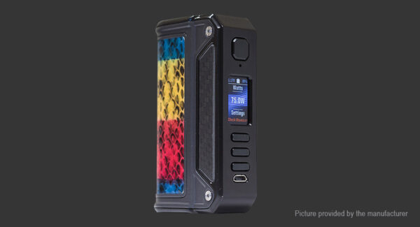 Authentic Lost Vape Therion DNA75C TC VW APV Box Mod