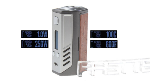 Authentic Lost Vape Triade DNA250W TC VW APV Box Mod