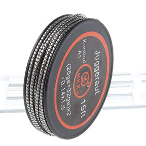 Authentic MKWS Kanthal A1 Juggeraut Heating Wire for RBA Atomizer