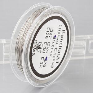 Authentic MKWS Kanthal A1 Resistance Wire for Rebuildable Atomizers