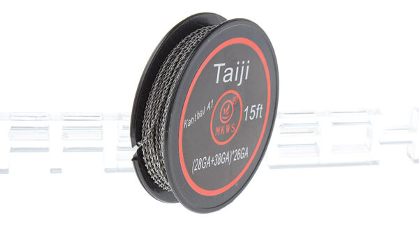 Authentic MKWS Kanthal A1 Taiji Heating Wire for RBA Atomizer