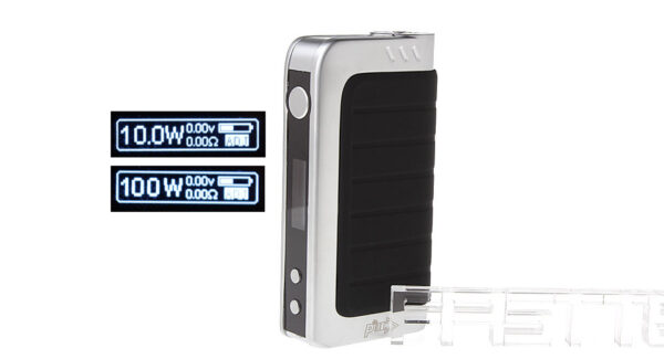 Authentic Pioneer4You iPV 4 7-100W VW TC APV Box Mod
