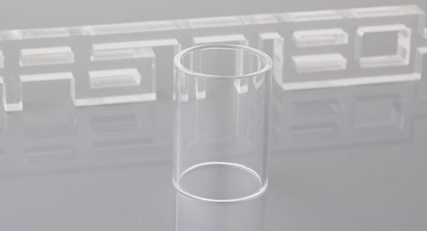 Authentic Replacement Pyrex Glass Tank for SUBTANK Mini