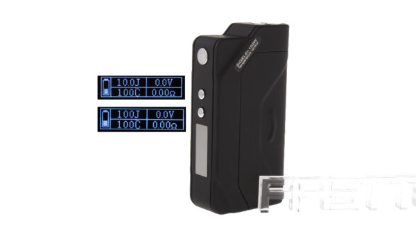 Authentic Sigelei 150W Temperature Control VW Variable Wattage APV Box Mod