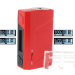 Authentic Sigelei J80 80W TC VW APV Box Mod