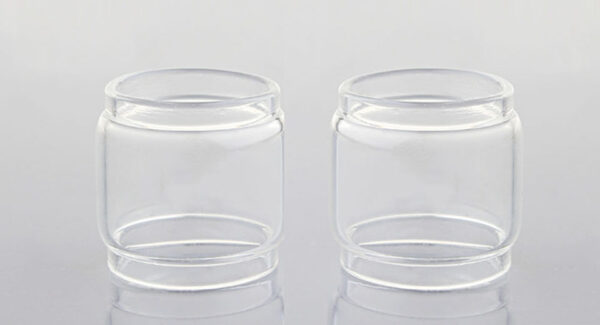 Authentic Skullvape Glass Tank for Aspire Cleito 120 Clearomizer (2-Pack)