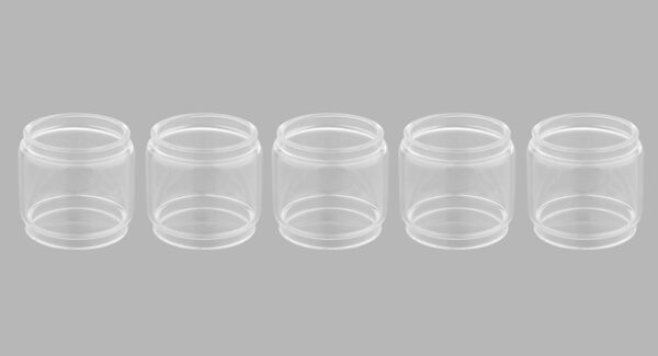 Authentic Skullvape Replacement Glass Tank for GeekVape Creed RTA (5-Pack)