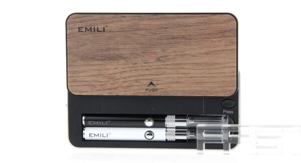 Authentic Smiss Emili Vaper Pen 100mAh Starter Kit (Wood Color)
