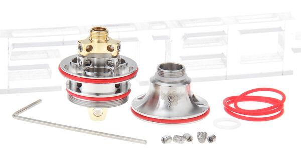 Authentic Smkon V-Enigne Replacement V-P1 RBA Coil Head