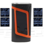 Authentic Smoktech SMOK Alien 220W TC VW APV Box Mod (Orange)