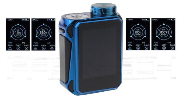 Authentic Smoktech SMOK G-Priv Baby Luxe 85W TC VW APV Box Mod