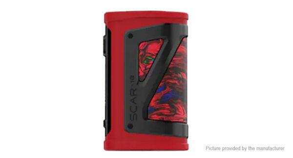 Authentic Smoktech SMOK SCAR-18 230W TC VW APV Box Mod