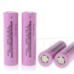 Authentic Soshine 18650 3.6V 2600mAh Rechargeable Li-ion Batteries (4-Pack)