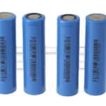 Authentic Soshine 18650 3.7V 2600mAh Rechargeable Li-ion Batteries (4-Pack)