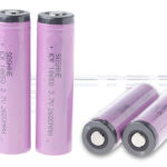 Authentic Soshine ICR 18650 3.6V 2600mAh Rechargeable Li-ion Batteries (4-Pack)