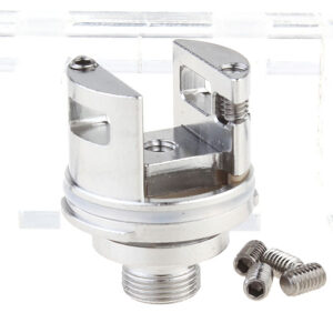 Authentic Steam Crave Aromamizer Supreme V2 RDTA Replacement Single Coil Deck