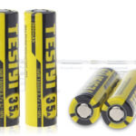Authentic TESIYI IMR 18650 3.7V 2800mAh Rechargeable Li-MN Batteries (4-Pack)