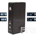 Authentic Teslacigs Metal 160W TC Temperature Control Variable Wattage VW APV Box Mod